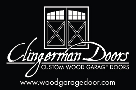 Clingerman Custom Wood Garage Doors | TK Ventures LLC | Westminster, MD